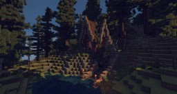 Forest Mansion Minecraft