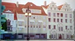 Dörnbergsches Haus, Kassel, Germany Minecraft