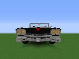 1959 Cadillac Eldorado Minecraft Map & Project