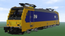 NS E186 Minecraft Map & Project