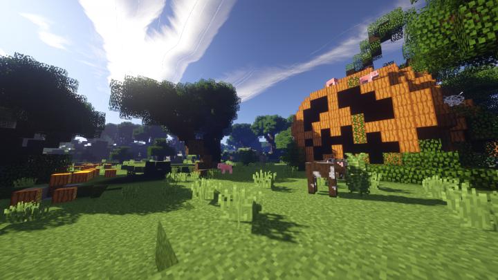 Giant Pumpkin Biome