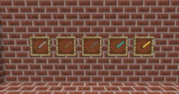 The Ultimate Swords Minecraft Texture Pack