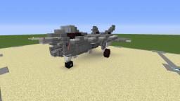 Boeing X-32 Minecraft