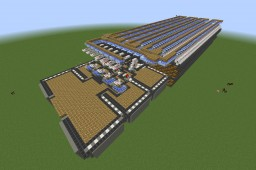 World's Greatest Sorting And Storage System Minecraft Map & Project