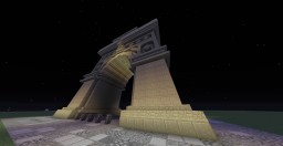Washington Square Arch - New York City Minecraft Map & Project