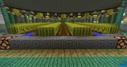 Xaiviay's Jungle Castle--Melon Garden Added :) Minecraft
