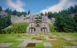 Dwarven Cave Complex Minecraft Map & Project