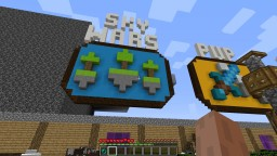 Minigame servers Minecraft Map & Project