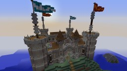 Semi-Vanilla Chaotic United Spawn Minecraft