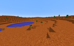 Red Desert Minecraft Map & Project
