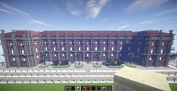 imperial palace capodimonte Minecraft Map & Project