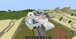 maison redstone avec System de trie, des passage secret Minecraft Map & Project