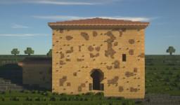 Ermita de San Baudelio de Berlanga Minecraft Map & Project