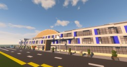 Daskalakis Athletic Center and Recreation Center: Drexel University Minecraft