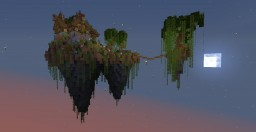 Island In The Sky Minecraft Map & Project