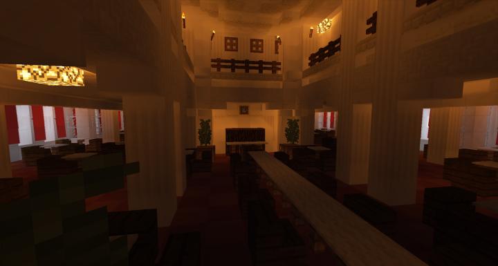 1st Class Dining Salon