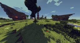 Concept Village Minecraft Map & Project