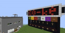 Giant Soda Machine Minecraft Map & Project