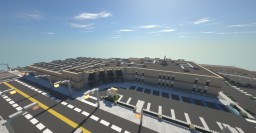 AstroTech Distribution Center 1/5 - Greenfield 0.5.1 Minecraft Map & Project