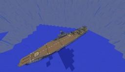 Doolittle Raid Fleet Minecraft Map & Project