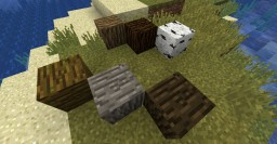 Old Bark Blocks (1.13-pre1) Minecraft Texture Pack