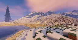 Winter land by Legoman016 Minecraft Map & Project