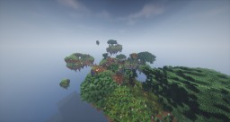 Spawn - Floating Islands Minecraft Map & Project
