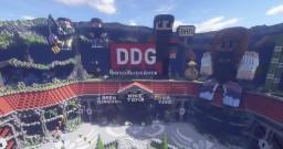 Server Spawn - DusDavidGames Minecraft Map & Project