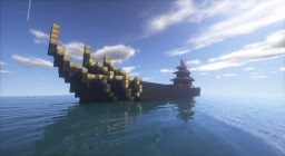 Azula Flagship Minecraft Map & Project
