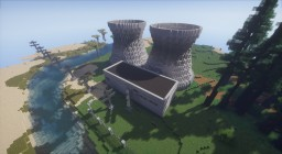 Atomic Powerplant Minecraft Map & Project