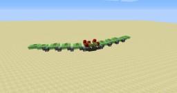 Mumbo Jumbo SLIME ARMY! Minecraft Map & Project