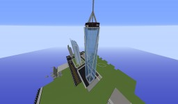 One World Trade Center Minecraft Map & Project
