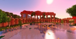The Community Area foundry Minecraft Map & Project