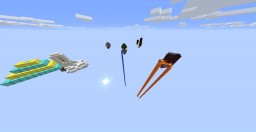 The Four Islands Skyblock Minecraft Map & Project