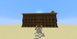 Redstone Restaurant Minecraft Map & Project