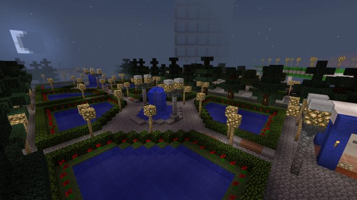 City Flower park
