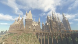 Best Hogwarts made in Minecraft Minecraft