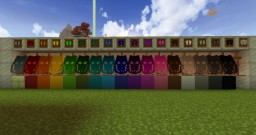 Colored Elytras Minecraft Texture Pack