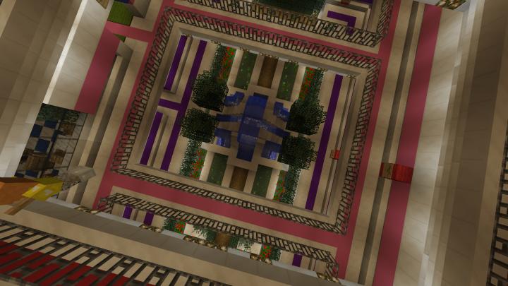 New Updated photo of Atrium floor.