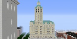 City Update 6 Minecraft Map & Project