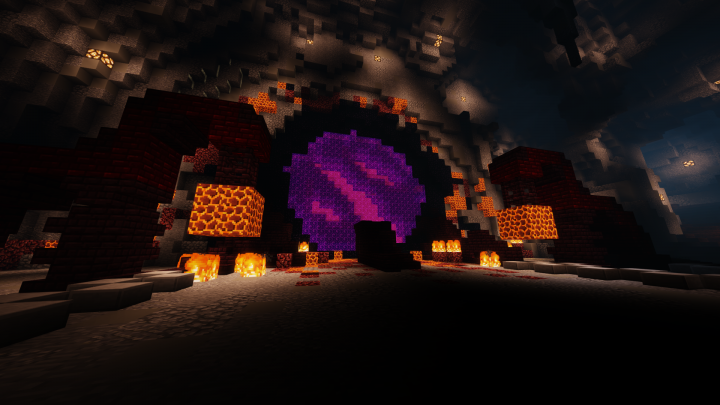 Hell Portal by TurtlShell