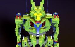 «MECH & ROBOT» Minecraft Map & Project