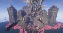 Gate Of Heaven / HD / (Hub SPAWN) Minecraft Map & Project