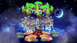 """SkyWars """"CORE"""" pack Minecraft Map & Project"""