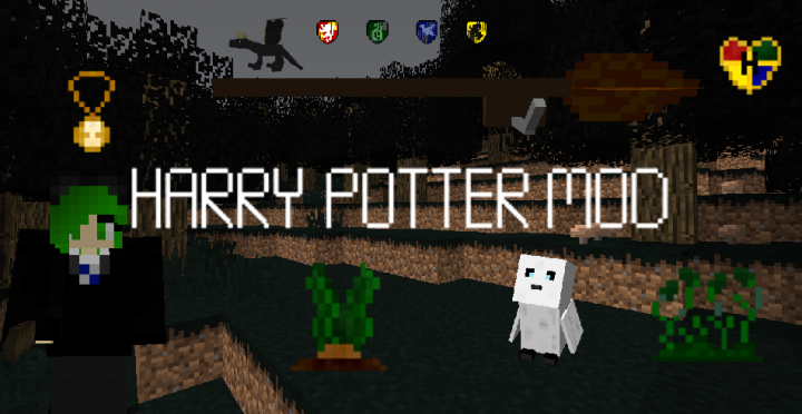 Popular Mod : The Harry Potter Mod