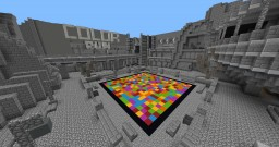 Color Run Minecraft Map & Project