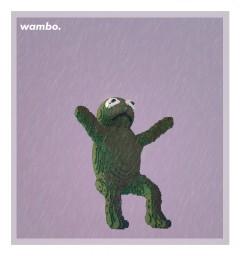 frog the kermit Minecraft