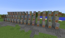 Earth Stones 1.12.2 beta Minecraft Mod