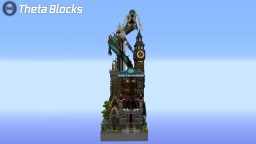 ThetaBlocks: MCBuildCon Booth 2018 Minecraft Map & Project