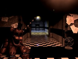 C4D Download FNaF 2 Map v2 by xWhite Minecraft Map & Project